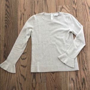 Club Monaco cashmere crew neck sweater XS